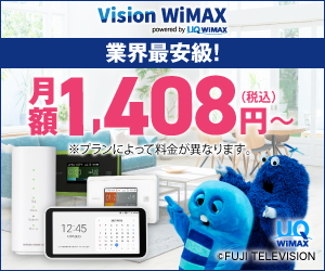Vision WiMAXキャンペーン
